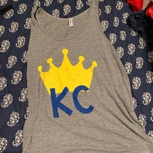 KC Crown Royals Tank Top